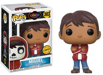 Pop! Disney: Coco - Miguel painted face Chase Vinyl Figure 10 cm