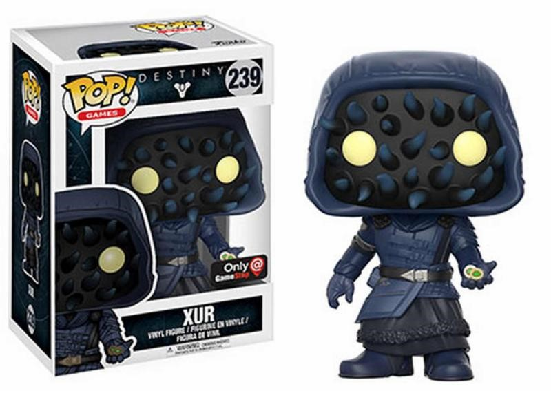 Pop! Games: Destiny - Xur Exclsuive Edition Vinyl Figure 10 cm