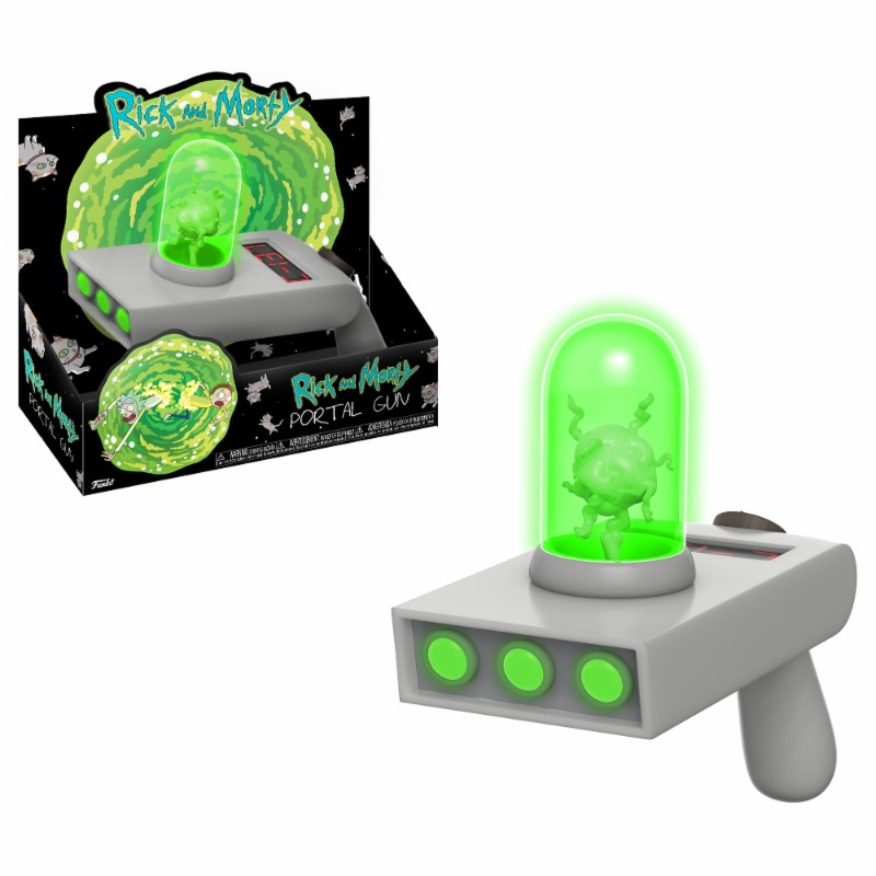 Rick and Morty: Portal Gun