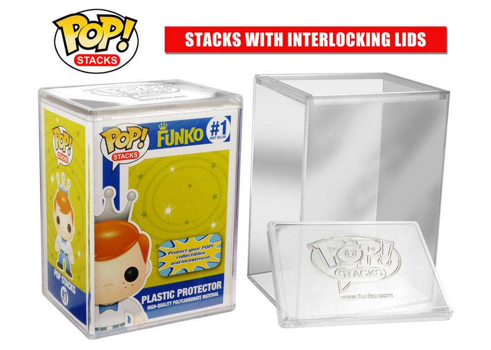 Funko POP! Stacks! Hard Acrylic Protective Case