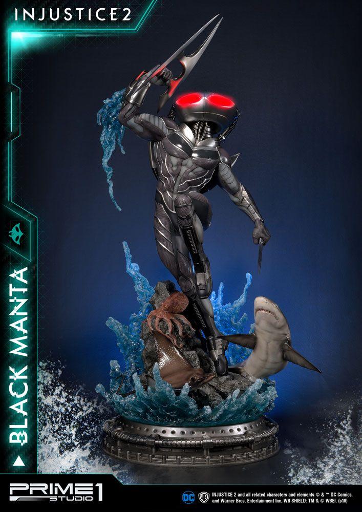 Injustice 2 Statue Black Manta 77 cm