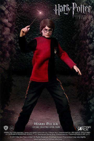 Harry Potter MFM Action Figure 1/8 Harry Potter Triwizard Tournament 23 cm