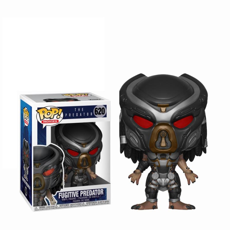 POP! Movies: The Predator - Predator Vinyl Figure 10 cm