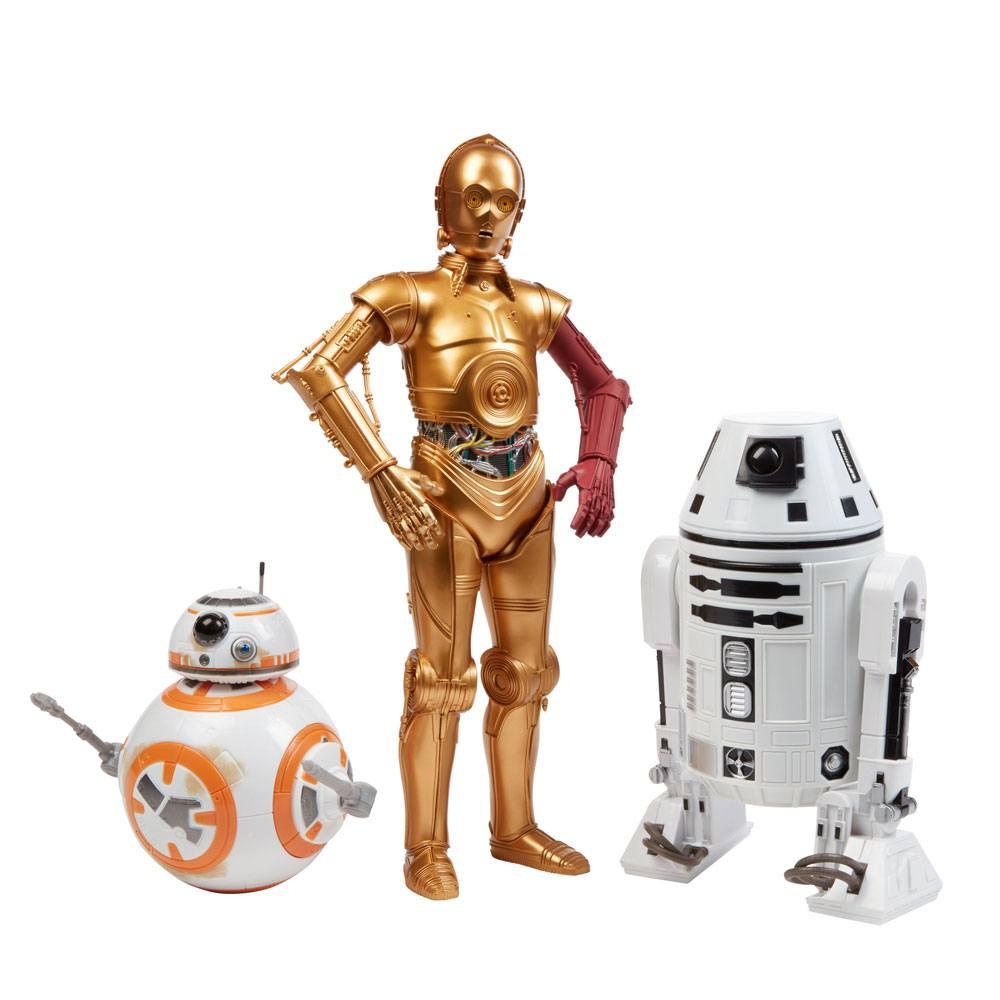 Star Wars Episode VII Action Figure 3-Pack Droids Exclusive 30 cm