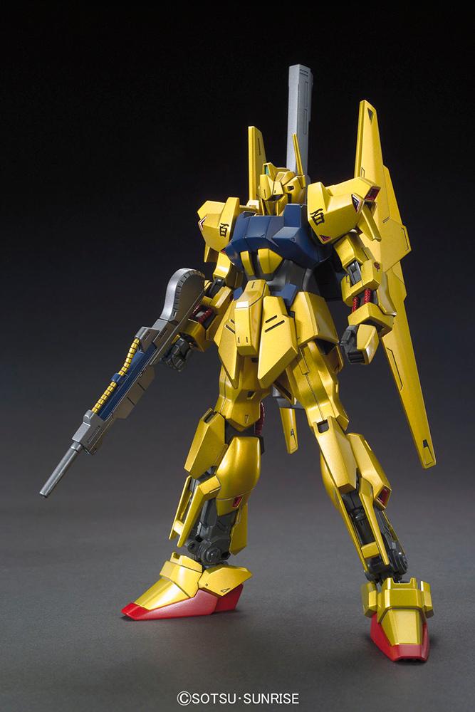 HG High Grade  Gundam - Hyaku-Shiki 1:144 Scale Model Kit