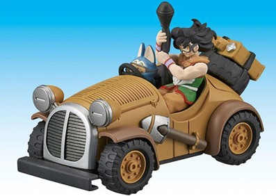 Dragon Ball: Mecha Collection - Vol.5 Yamchas Mighty Mouse Model Kit