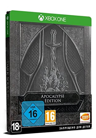 Dark Souls III Apocalypse Steelbook Edition Xbox One (Seminovo)